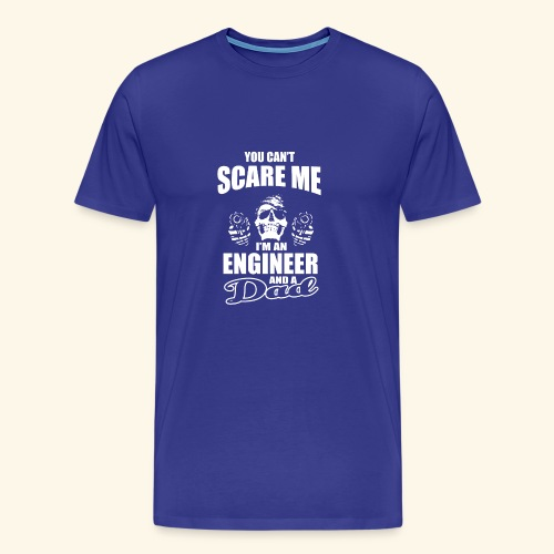 ENGINEER DAD - Men's Premium T-Shirt