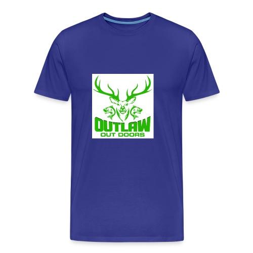 OUTLAWOUTDOORS Opt1 - Men's Premium T-Shirt