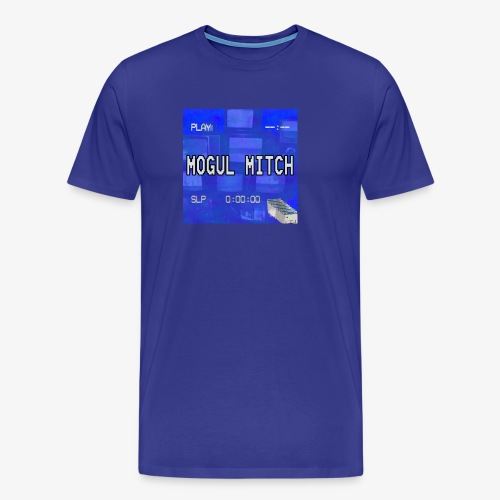 BLUESCREEN MOGUL - Men's Premium T-Shirt