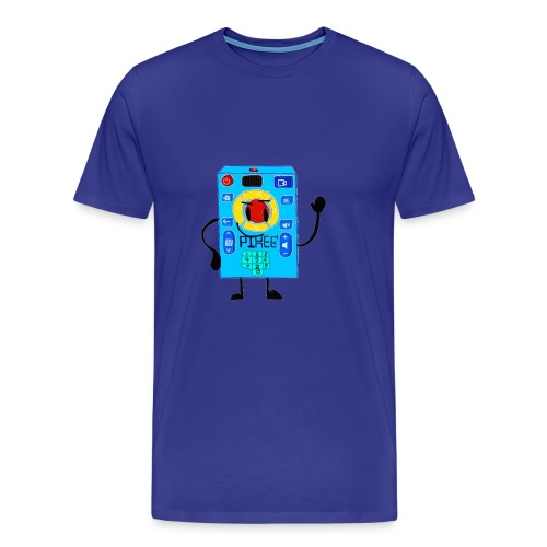 Remote - Men's Premium T-Shirt