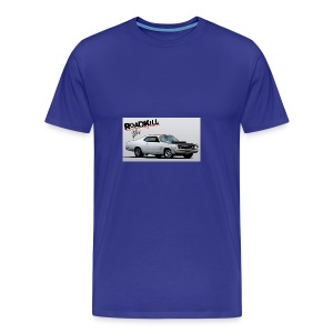 roadkill - Men's Premium T-Shirt