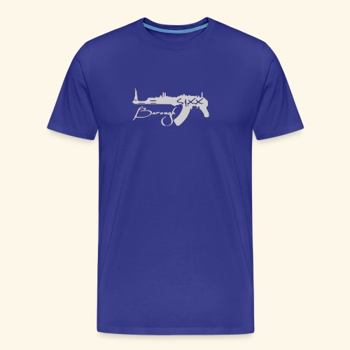 Gray AK. - Men's Premium T-Shirt