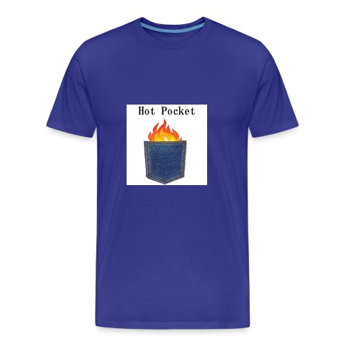 Hot Pocket - Men's Premium T-Shirt