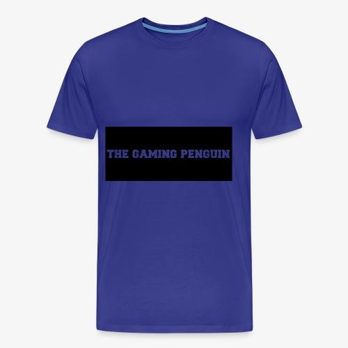 TheGamingPenguin Rectangle logo - Men's Premium T-Shirt