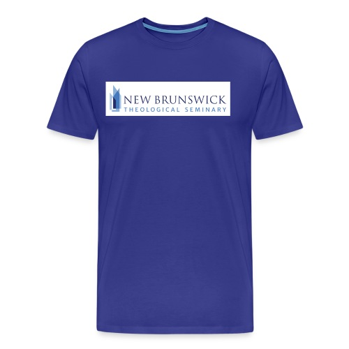 NBTS Logo - Collection 2 - Men's Premium T-Shirt