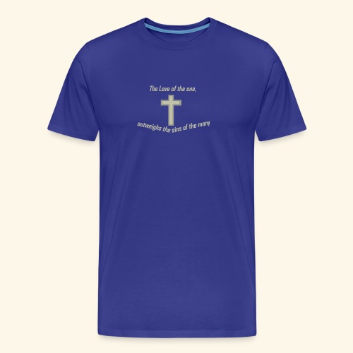 The Love of the One - Men's Premium T-Shirt