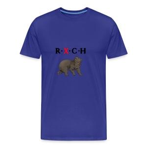 RXCH Bear 18 - Men's Premium T-Shirt