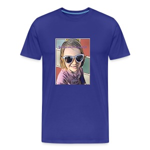 Emma GamerGirl - Men's Premium T-Shirt