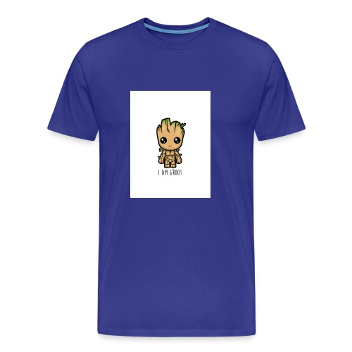 Groot - Men's Premium T-Shirt