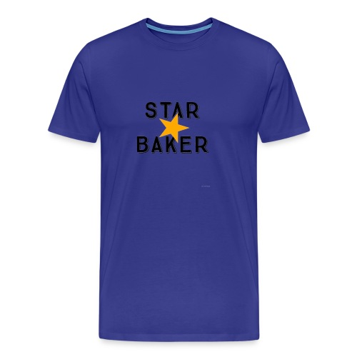 Star Baker Great British Bake Off - Men's Premium T-Shirt
