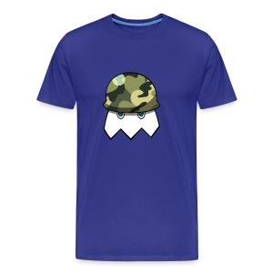 Null Army Logo - Men's Premium T-Shirt