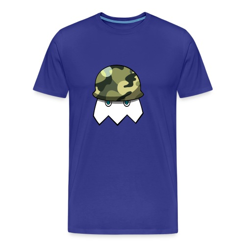 Null Army Logo - Men's Premium T-Shirt