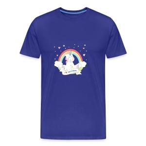 003 - Men's Premium T-Shirt