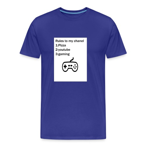 jxgamer merch - Men's Premium T-Shirt