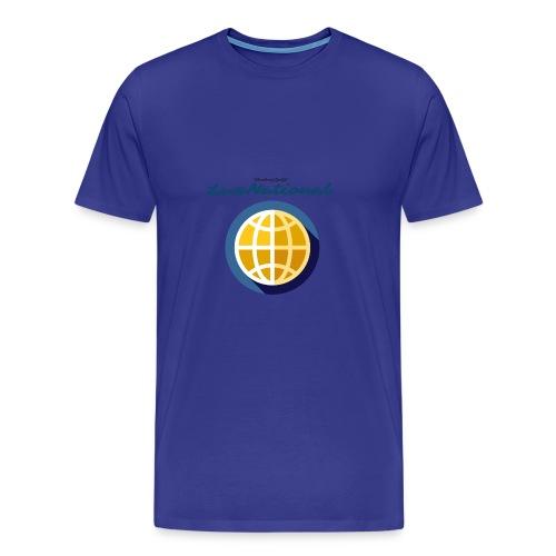 Lux National Merchandise - Men's Premium T-Shirt