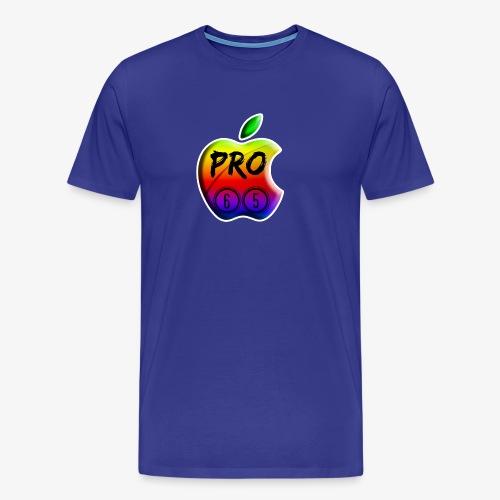 LIMITED EDDITION Apple Pro 65 Merchendise! - Men's Premium T-Shirt