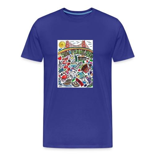 San Francisco - Men's Premium T-Shirt