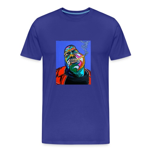 Notorious-B-I-G set 1 - Men's Premium T-Shirt