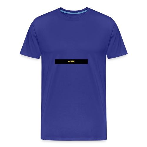 Cute - Men's Premium T-Shirt