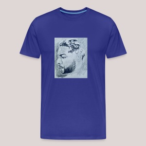 Portrait Collection - Men's Premium T-Shirt