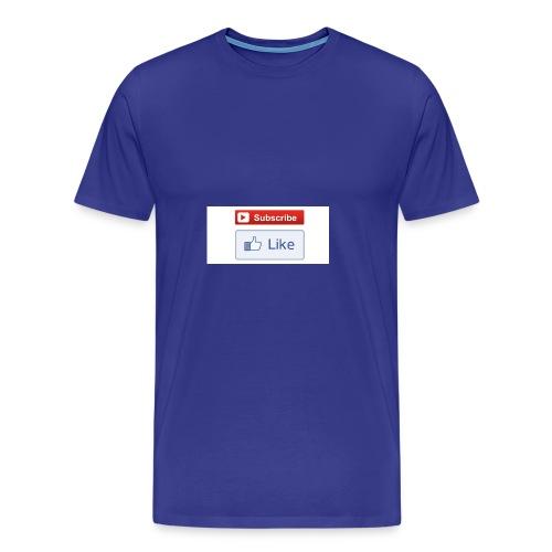 THEWDGAMING - Men's Premium T-Shirt
