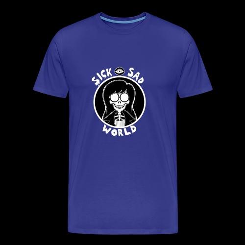 HEXX Daria sick - Men's Premium T-Shirt