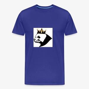 Panda squad hoodie - Men's Premium T-Shirt