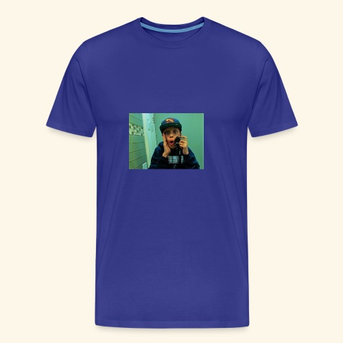 Pj Vlogz Merch - Men's Premium T-Shirt