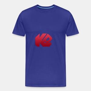 Egyszerű, de Nagyszerű embléma - Men's Premium T-Shirt