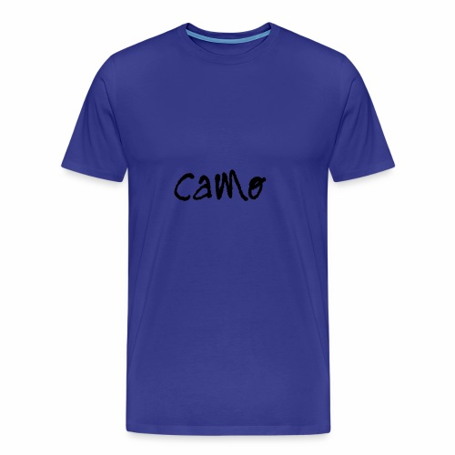 My Logo (Black) - Men's Premium T-Shirt