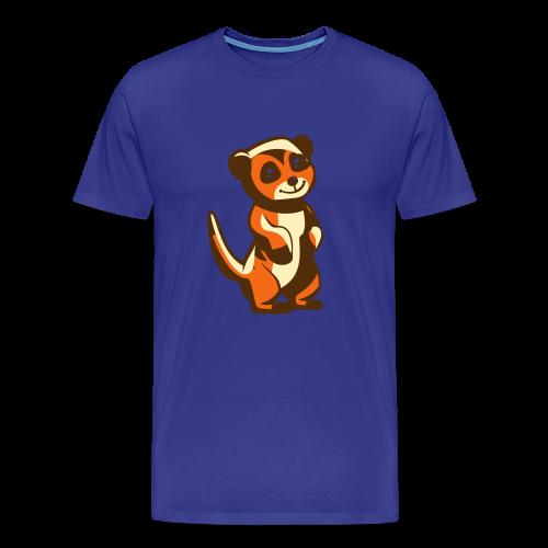 Meerkat - Men's Premium T-Shirt