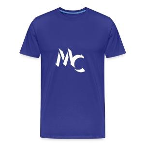 MC LOGO - Men's Premium T-Shirt