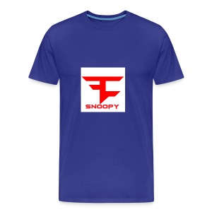 FaZe Snoopy phone cases and shirts - Men's Premium T-Shirt