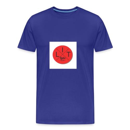 LIT LABS - Men's Premium T-Shirt