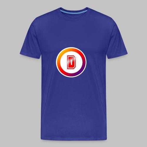 DwillaGaming - Men's Premium T-Shirt