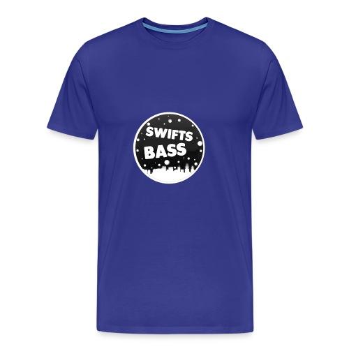 Swifts Bass Logo - Men's Premium T-Shirt