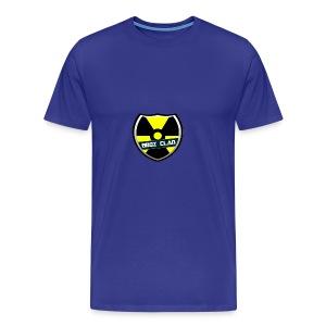 BroZ Logo no back - Men's Premium T-Shirt