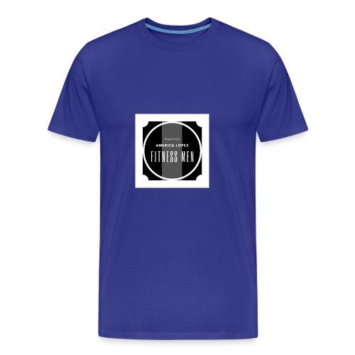 fitness men - Men's Premium T-Shirt