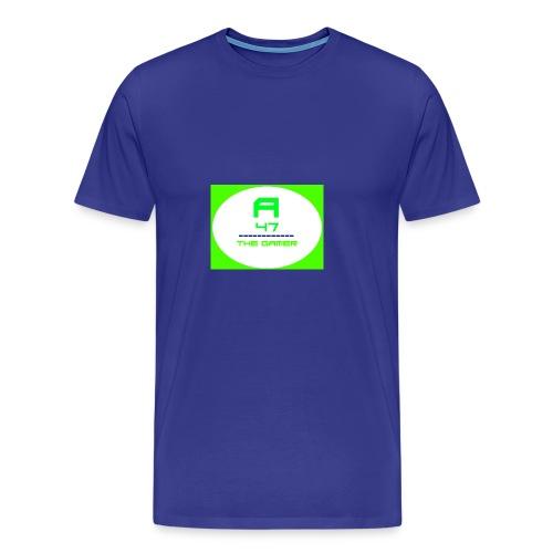 Agent47 - Men's Premium T-Shirt
