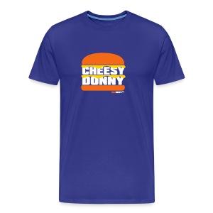 Cheesy Donny - Men's Premium T-Shirt