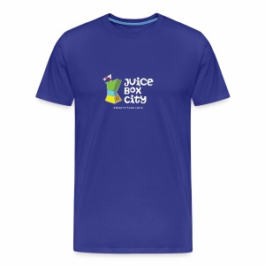 JUICE BOX CITYYY! - Men's Premium T-Shirt