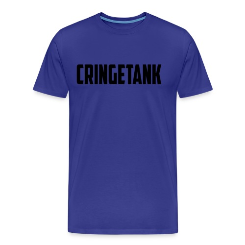CringeTank Logo - Men's Premium T-Shirt