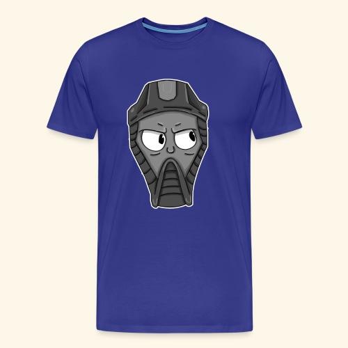 Character Face - Men's Premium T-Shirt