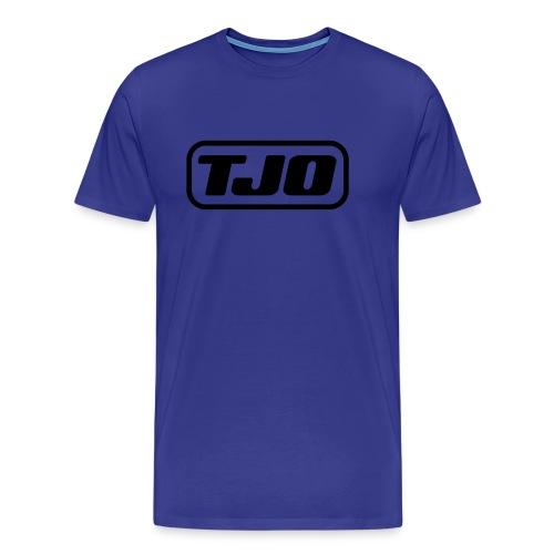 TJO official large black - Men's Premium T-Shirt