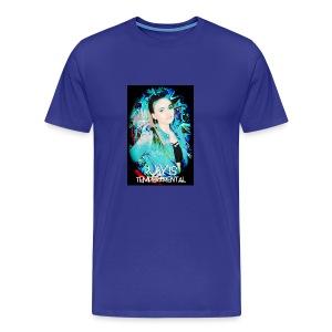 Ruby Is TemperMental - Men's Premium T-Shirt