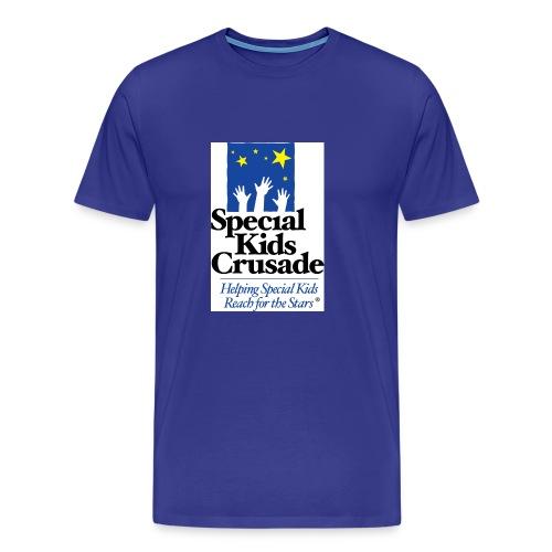 SKC Logo CircleR RGB - Men's Premium T-Shirt