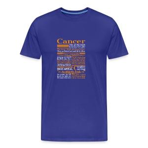 A Cancer T shirt - Men's Premium T-Shirt