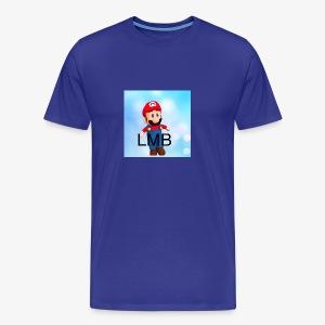 LMB Logo - Men's Premium T-Shirt