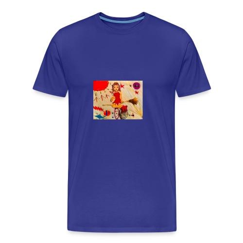Psychobiology Bruja - Men's Premium T-Shirt