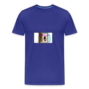 TheFriendlyGamerNextDoor's Shirt!!! - Men's Premium T-Shirt